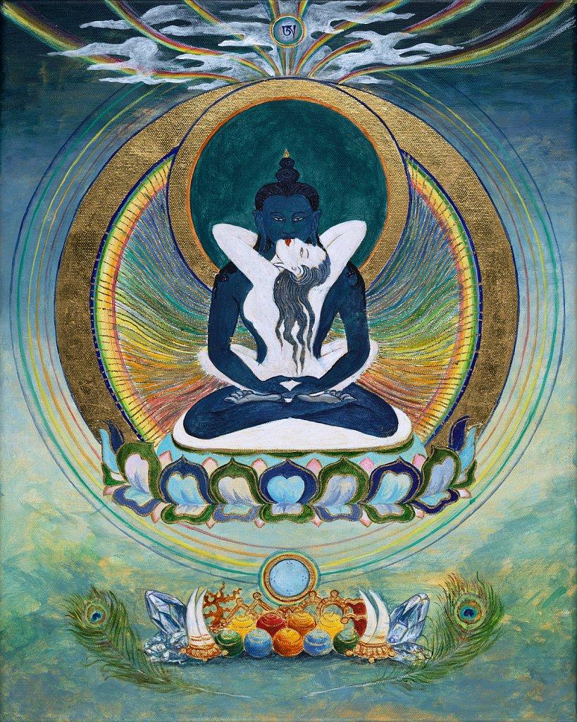Samantabhadra Yabyum